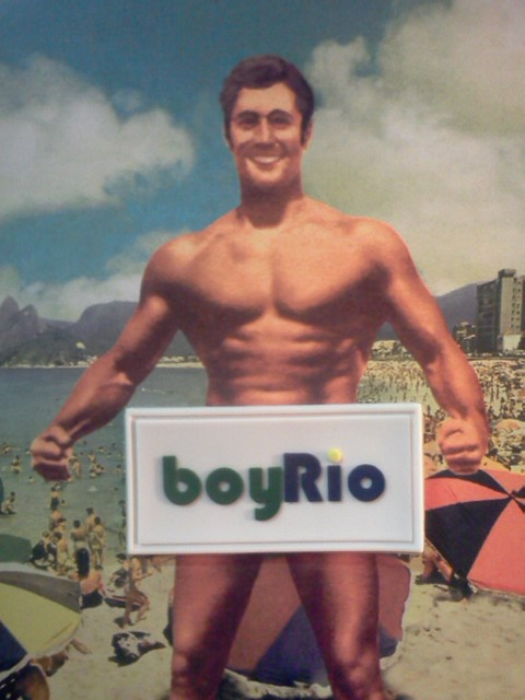 Vintage Copacabana Swimsuit Season- boyRio